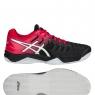 Tenisová obuv Asics Gel Resolution 7 Clay E702Y-001 černo-červené