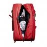Tenisový bag Wilson SUPER TOUR 3 COMP červený