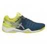 Tenisová obuv Asics Gel Resolution 7 Clay E702Y-4589 modro-limetkové