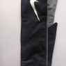 Čelenka Nike Tenis Head Tie Bandeau oboustranná černo-šedá