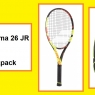 Babolat PURE AERO Decima junior 26+ Babolat Pure AERO Backpack