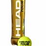 Tenisové míče HEAD TOUR 18 dóz / 72 ks - karton