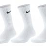 Dětské ponožky Nike dri-fit Cushioned Crew SX6842-100 bílé