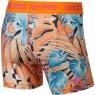Dívčí kraťasy Nike Pro Short AQ9158-833 oranžové