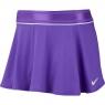 Dívčí tenisová sukně Nike Court DriFit Skirt AR2349-550 fialová