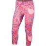 Dívčí legíny Nike Traning Capris 3/4 CJ7031-639 růžové