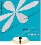 Tennissaite TOALSON ASTERISK 130 Spin 12 m - Saitenset