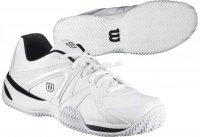tenisová obuv Wilson TRANCE IMPACT W bílo-černá