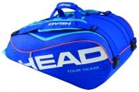 Tenisový bag Head Tour Team 9R Supercombi modrý