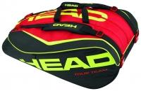Tenisový bag Head Extreme 12R Monstercombi 2016 červeno-černý