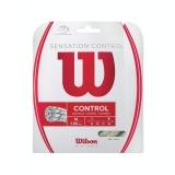 Tennissaite Wilson SENSATION CONTROL - Saitenset