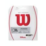 Tenisový výplet Wilson NXT POWER  12 m