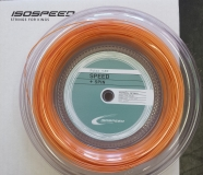 Tennissaite ISOSPEED PULSE 1,30 mm, 12 m orange
