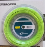 Tennissaite Isospeed Tournament Plus 1,25 mm grün - Saitenrolle