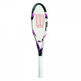 Tennisschläger Wilson Six Two 100 pink