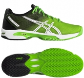 Herren Tennisschuhe ASICS GEL-SOLUTION SPEED 2 CLAY E401J-8590