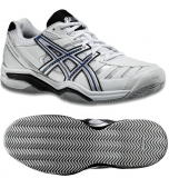 Herren Tennisschuhe Asics Gel Challenger 9 Clay E305Y-0143
