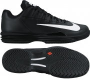 Tennisschuhe Nike Lunar Ballistec 1.5 schwarz 705285-001