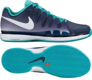 Tennisschuh Nike ZOOM VAPOR TOUR  9.5 Clay blau 631457-414