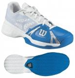 tenisová obuv Wilson Rush Pro CC M modro-bílá