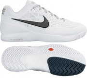Damen Tennisschuhe Nike Zoom Cage 2 weiss