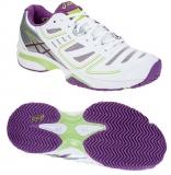 Damen Tennisschuhe Asics Gel-Solution Lyte 2 Clay E453N-0136