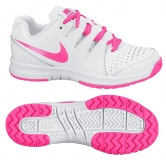 tenisová obuv Nike Vapor Court GS bílo-růžová 2015 (633308-103)