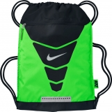 Nike GymSack - batůžek - taška na boty BA4728 černo-zelený