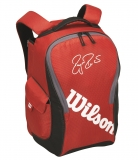 Wilson Federer Team III Backpack rot