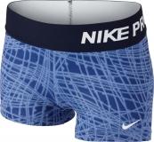 Dívčí kraťasy Nike Pro Training Short 727966-486 modré