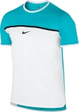 Tenisové tričko Nike Court Challenger Premier Rafa Crew 728956-429 modré
