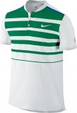 Tenisové tričko Nike Court Premier RF 728951-100 zelené