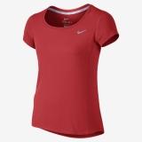Mädchen T-Shirt Nike Contour 803722-696 rot