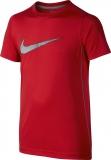 Jungen Tennis T-Shirt Nike Short Sleeve Top 745327-657 rot