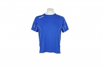 Kinder Tennis T-Shirt Babolat Match Core 42S1470 blau