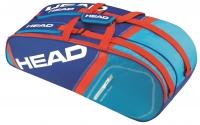 Tennisbag Head Core 6R Combi