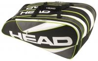 Tennisbag Head Elite 12R Monstercombi 2016