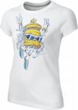 Mädchen T-Shirt Nike Waffle 611388-100