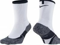 Tenisové ponožky Nike ELITE Crew SX4935-110 bílé