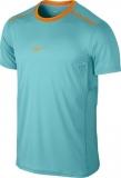 Tenisové tričko NIKE Premier Rafa tyrkysové 621055-388