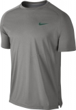 Tennis T-shirt  Nike Advantage Crew 633172-063 grau