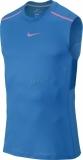 Tennis T-Shirt Nike Advantage Premier Rafa Ärmellos  619446-463 blau