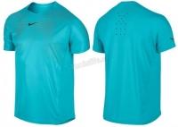 tričko NIKE PREMIER RAFA CREW modré 551631-408