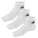 Tenisové ponožky Adidas AdiAnkle Z11432 bílé
