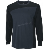 Tennis T-Shirt Wilson Rush Colorblock WR1052727 grau