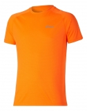 Tennis T-Shirt Asics SS TOP orange 110407-0521