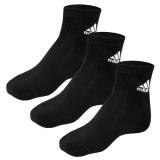 Tennissocken Adidas AdiAnkle Z25598 schwarz