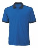 tenisová polokošile Wilson  Cardiff Ringer  POLO modré WR1083500