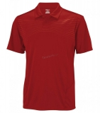 Tennis T-Shirt Wilson SP Solana Embossed WR1049900 rot