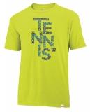 Tenisové pánské tričko Wilson Spring Tennis Tech, WRA702403